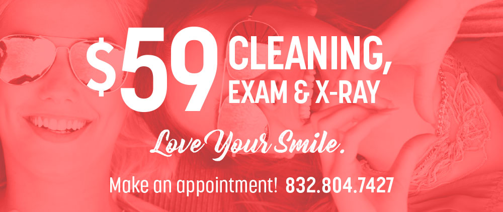 dental cleaning special offers in beaumont texas
