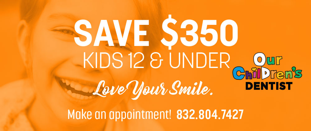 pediatric dentistry special offer in beaumont texas